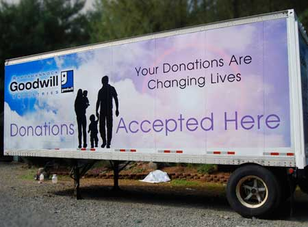 Zion Crossroad's Attended Donation Center